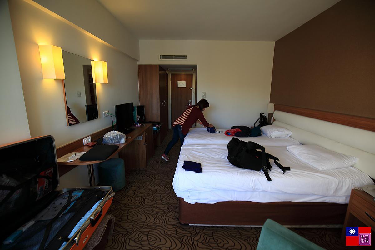 RICHMOND PAMUKKALE大飯店 (14)