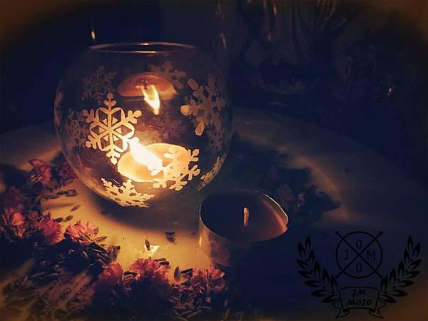 ps我愛你 愛情魔法蠟燭