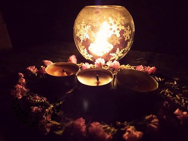 ps我愛你愛情魔法蠟燭