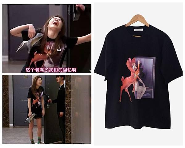小鹿T恤24000-1280