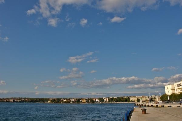 Zadar有克羅埃西亞的第一所大學