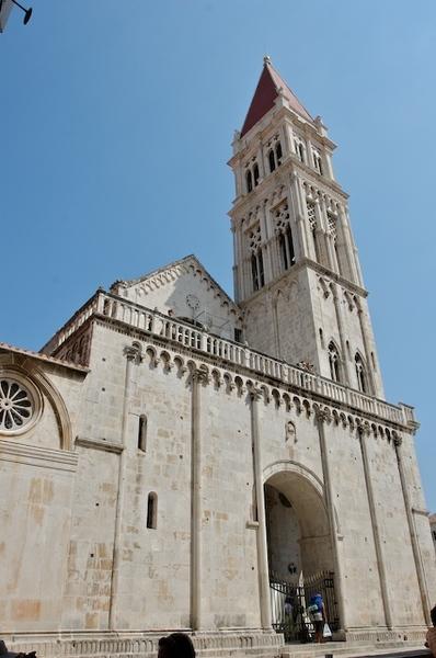 個人覺得克羅埃西亞的教堂不太豪華