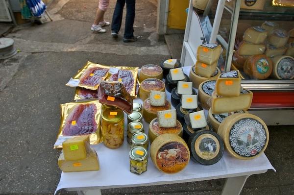 賣Cheese的地方