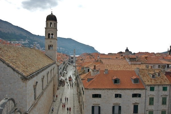Dubrovnik街景