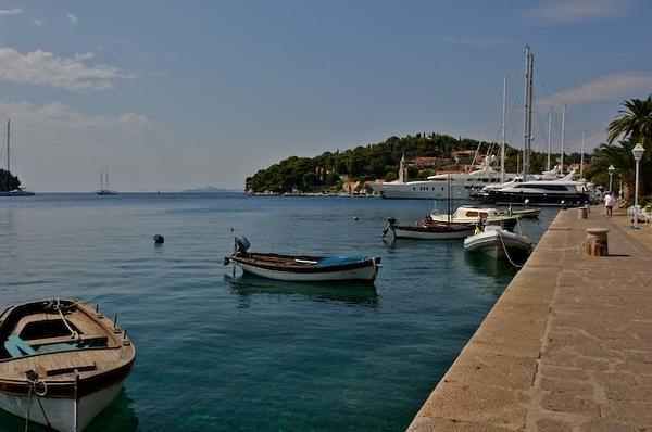 離開Dubrovnik, 前往最南端的小鎮Cavtat