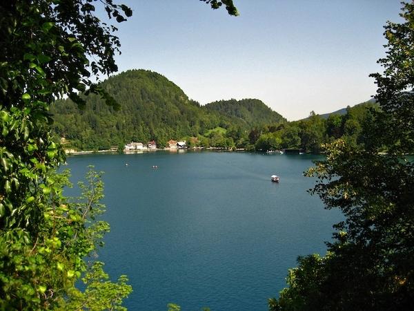 Bled湖
