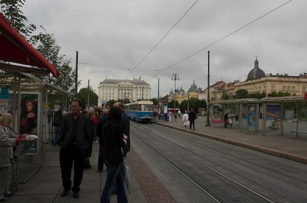 Zagreb街景