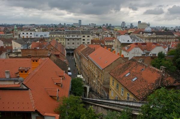 Zagreb市區