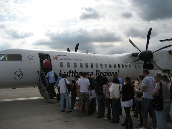 Dash-8 Q400