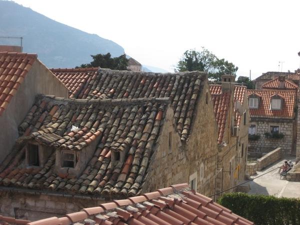 Dubrovnik最老的幾棟建築物