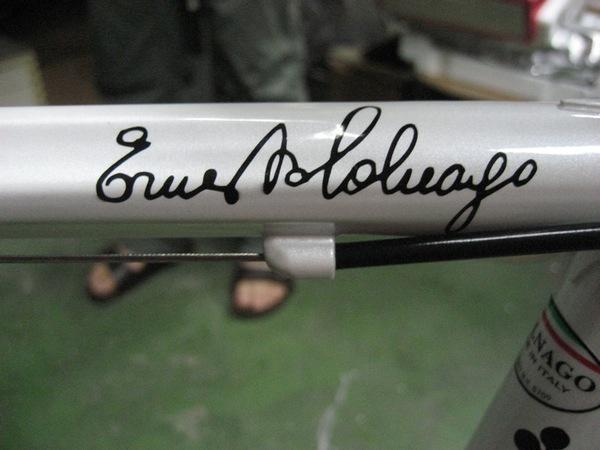 可樂果先生的簽名
