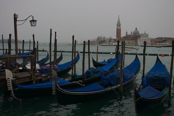 Gondola鳳尾船