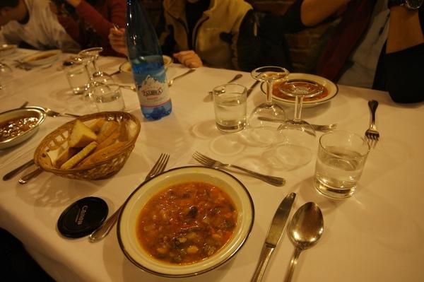 吃到很贊的Toscana傳統料理