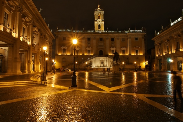 米開朗基羅設計的市政廳