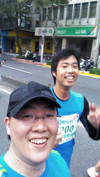 2012富邦馬拉松半程
