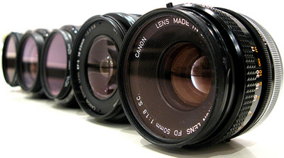 DSLR-Camera-Lenses
