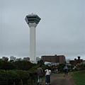 五陵郭城的塔