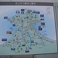 主要就是要看輕津海峽的夜景