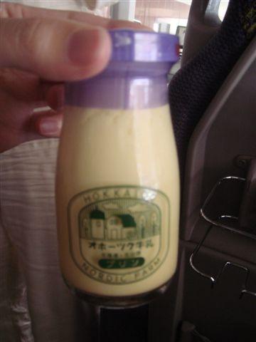 函館山的第二罐奶烙,很香濃