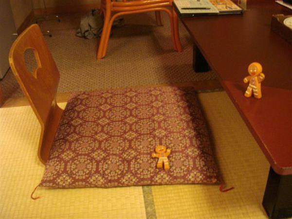 薑餅人第一次住溫泉旅館