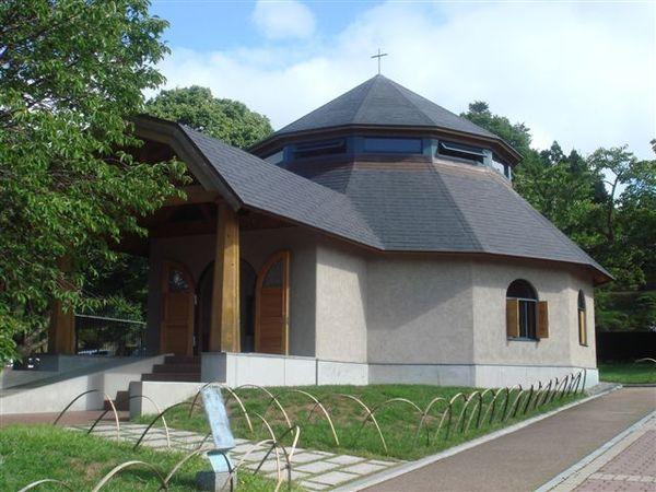 小巧的教堂