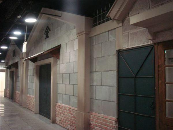 旅館內有彷小樽倉庫的裝潢