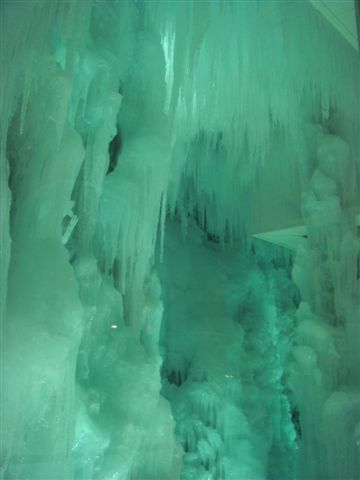 冰柱展示廳