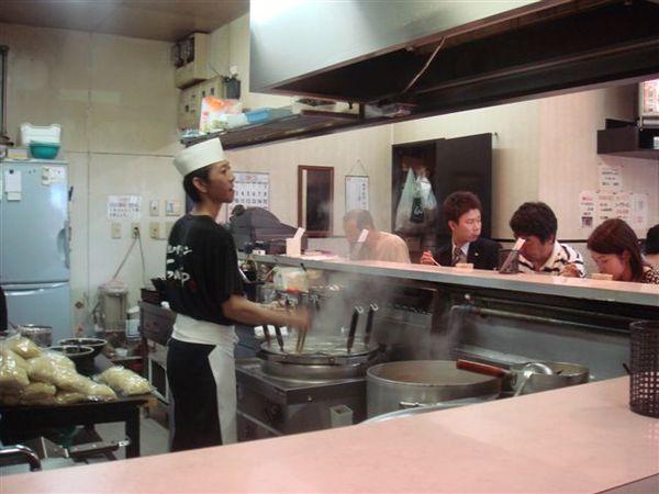 傳統拉麵店