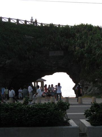 台灣最北端的石門