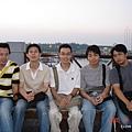 2005.06-關渡於人碼頭遊