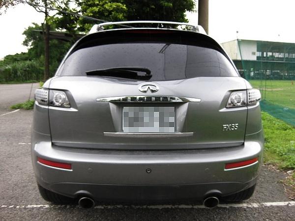 SUM冠威中古車☆Infiniti/極致05年FX35低沉聲浪跑車靈魂LSUV售:108萬☆