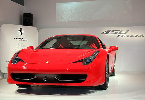 預接訂單已達60張!Ferrari 458 Italia 1338萬元上市