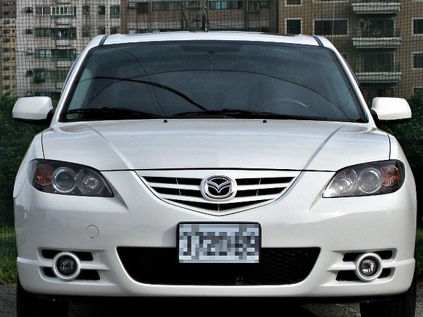 SUM冠威中古車☆勁裝登場06年 MAZDA 3 2.0 S版☆。