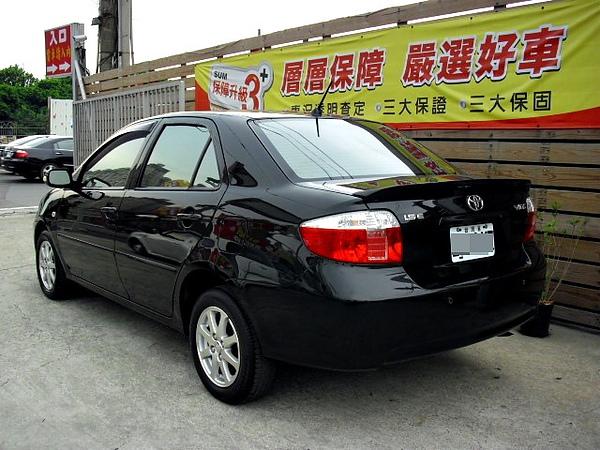 SUM冠威中古車☆國產風雲車  TOYOTA/豐田  05年小改款VIOS ☆