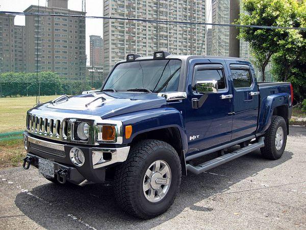 SUM冠威中古車☆ HUMMER/悍馬2009年全台唯一 H3T ☆