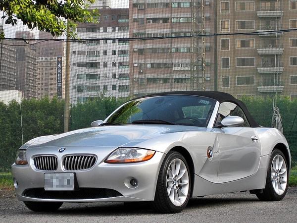 "SUM冠威汽車""三大保證 ㊣ 全省保固~☆ BMW 03年Z4‧SPORT版中古車☆"