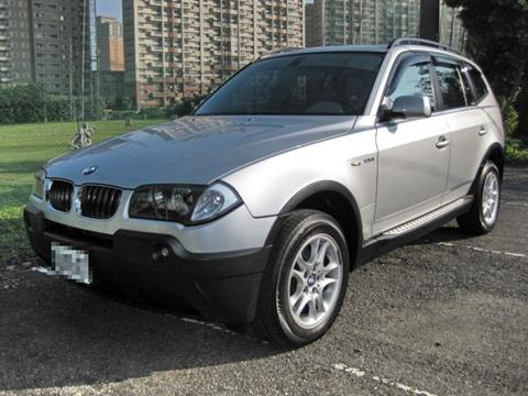 SUM冠威中古車☆2004年BMW X3低調奢華 完美無暇 總代理汎德 售:115萬☆