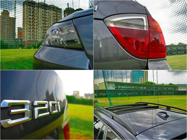 SUM冠威中古車☆BMW/寶馬06年320i Touring 旅行車  時尚品味  實用空間的魅力  132萬 美車上架☆