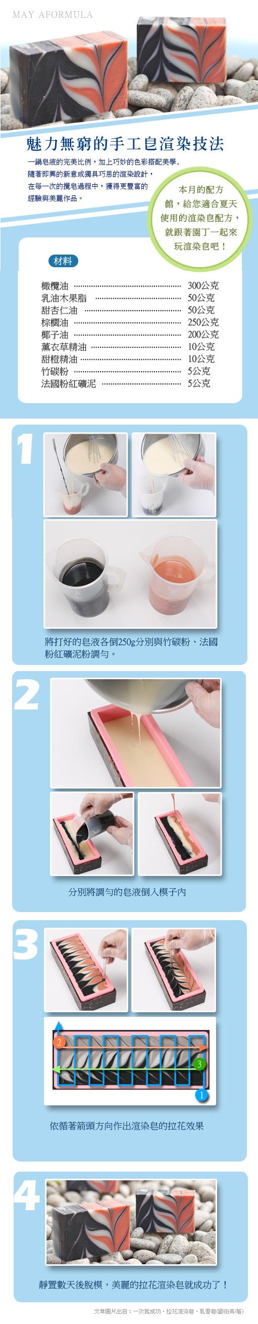 香草渲染皂配方