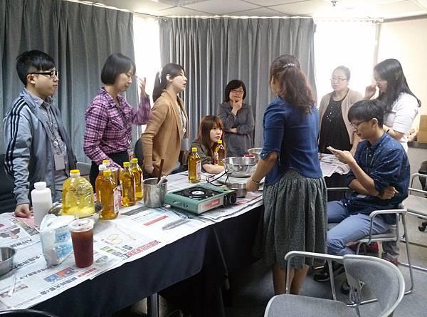 鼎新科技-樂活DIY手工皂