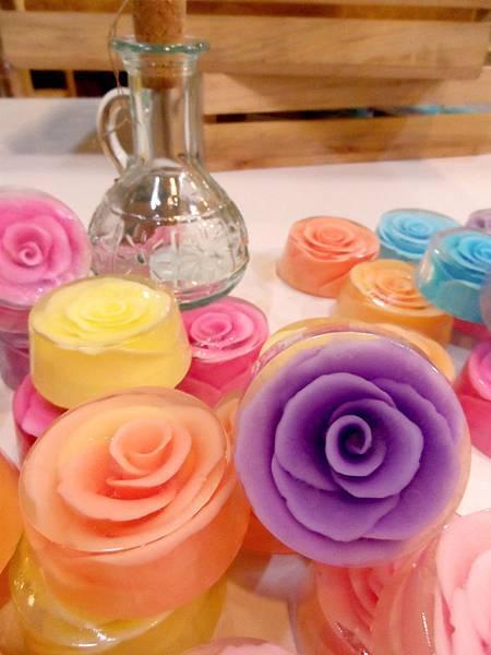 玫瑰花-詩婷老師