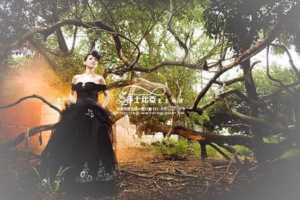 台南莎士比亞婚紗攝影