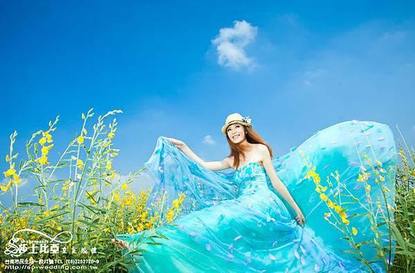 台南婚紗;台南莎士比亞婚紗