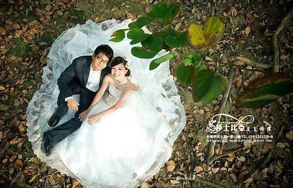 台南莎士比亞婚紗