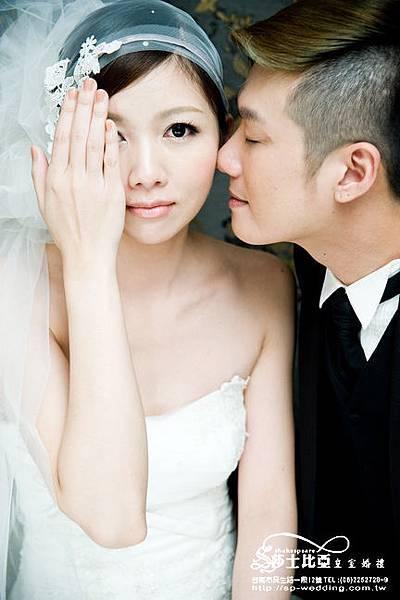 1莎士比亞婚紗照;台南婚紗店 --凱郁&怡君