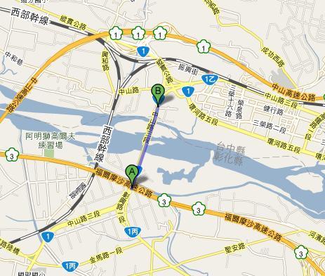 大度橋路線圖.JPG