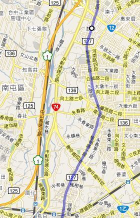 縣道127台12~市縣界路線圖.JPG