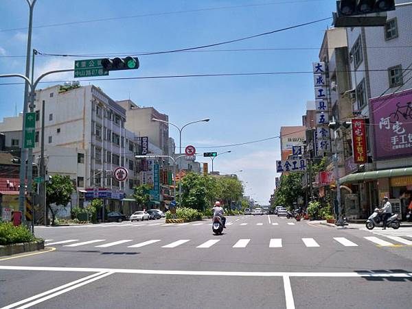 台1清水~龍井舊線 11