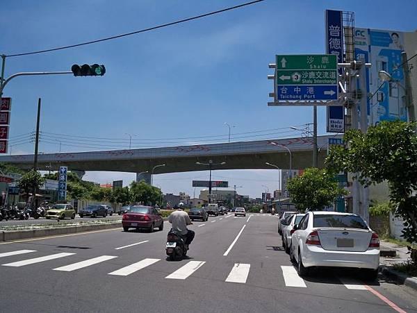 台1清水~龍井舊線 20