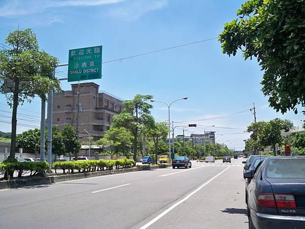 台1清水~龍井舊線 23